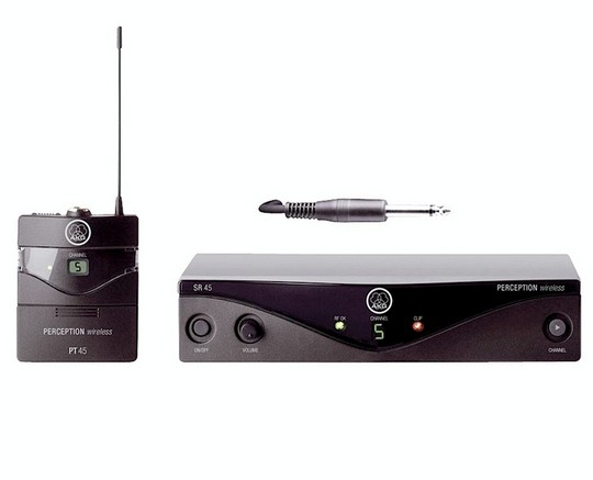 AKG Perception Wireless Instrumental Set