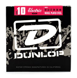 Dunlop Nickel Wound Medium 10-46