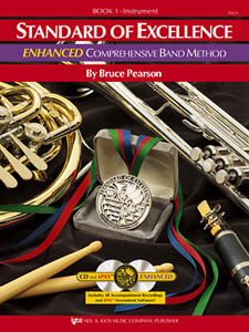 Standard of Excellence Enhanced Tenor Sax Book 1