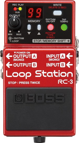 Boss® RC-3 Loop Station