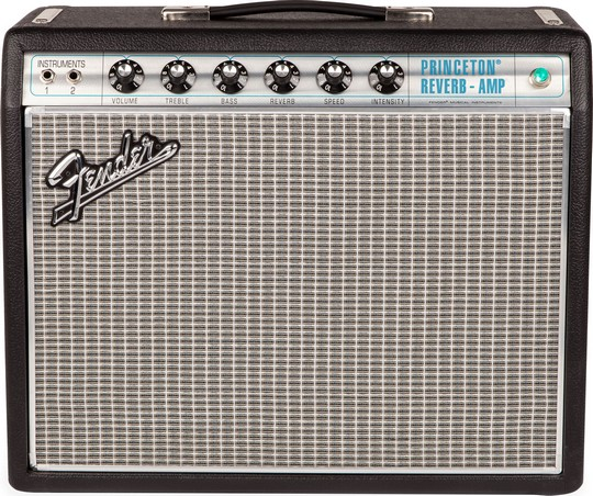 Fender® '68 Custom Princeton Reverb® - Click Image to Close