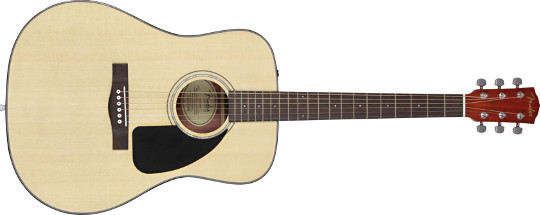 Fender® CD-60 Acoustic Guitar Natural