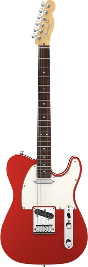 Fender® American Deluxe Telecaster®, Candy Apple Red