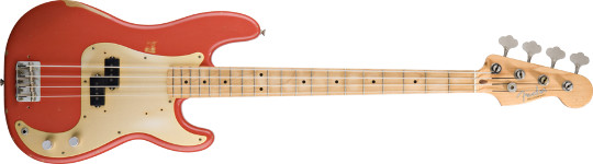 Fender® Road Worn® '50s Precision Bass®