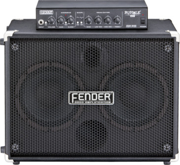 Fender® Rumble™ 2x8 Cabinet