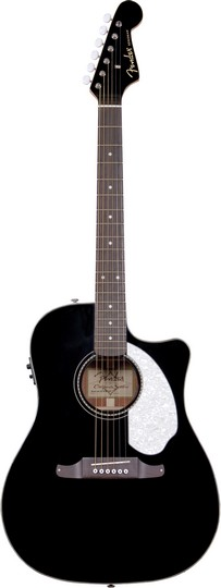 Fender® Sonoran™ SCE Black