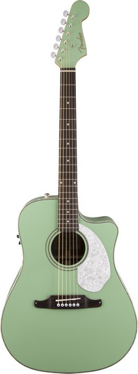 Fender® Sonoran™ SCE Surf Green