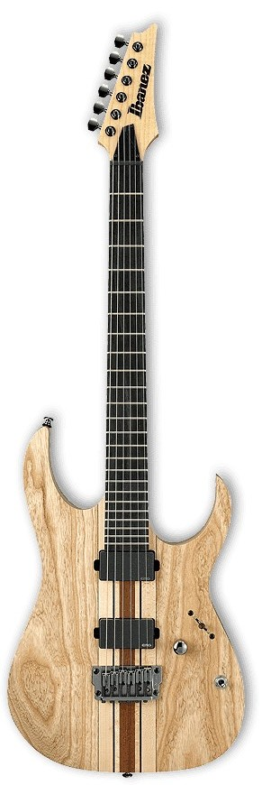 Ibanez RGIT20FE Electric Guitar Natural Flat Finish