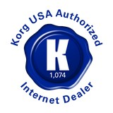 Korg Authorized Internet Dealer