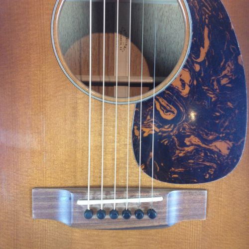 Martin D-17M Acoustic Guitar - Click Image to Close