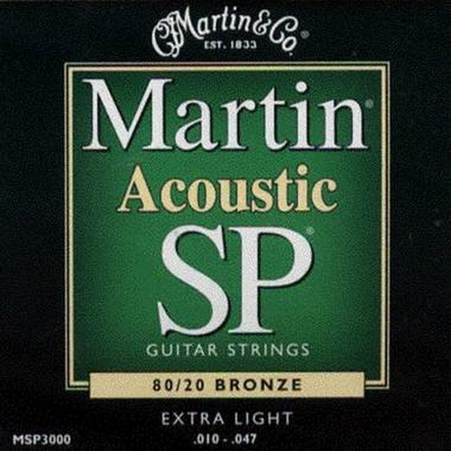 Martin MSP3000 SP 80/20 Bronze 10-47