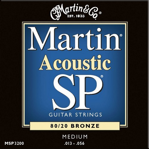 Martin MSP3200 SP 80/20 Bronze 13-56