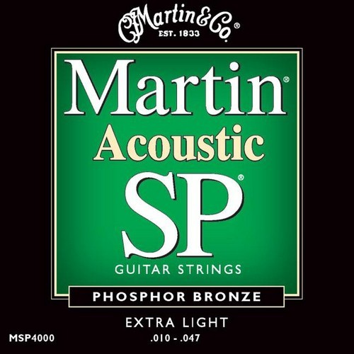 Martin MSP4000 SP Phosphor Bronze 10-47