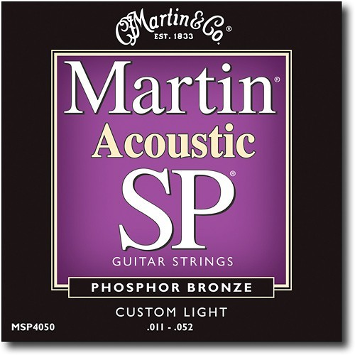 Martin MSP4050 SP Phosphor Bronze 11-52
