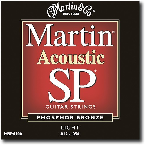 Martin MSP4100 SP Phosphor Bronze 12-54
