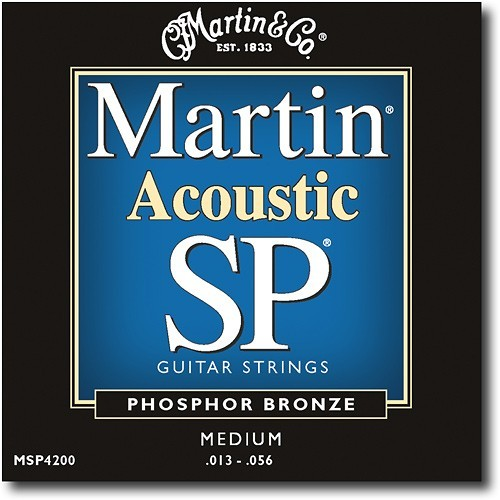Martin MSP4200 SP Phosphor Bronze 13-56