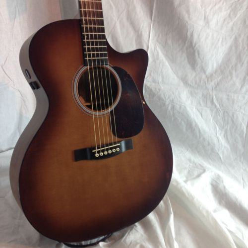 Martin GPCPA4 Shaded Acoustic Electric