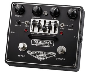 Mesa Boogie® Throttle Box EQ™