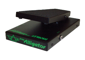 Morley Steve Vai Little Alligator Volume Pedal