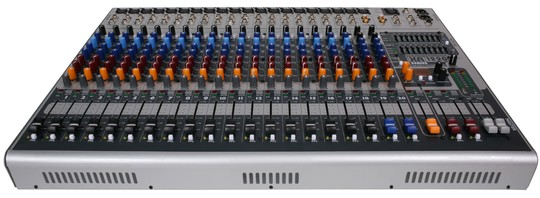 Peavey XR® 1220 Powered Mixer