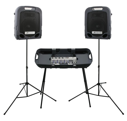 Peavey Escort® 3000 Portable PA