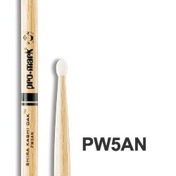 Pro-Mark 5A Nylon-Tip Japanese Oak Drumsticks