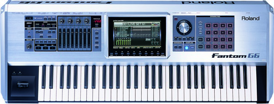 Roland Fantom-G6 Workstation
