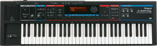 Roland® JUNO-Di Synthesizer