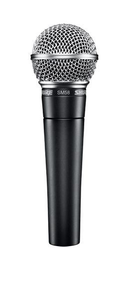 Shure SM58LC Vocal Microphone