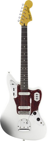 Squier® Vintage Modified Jaquar® Olympic White